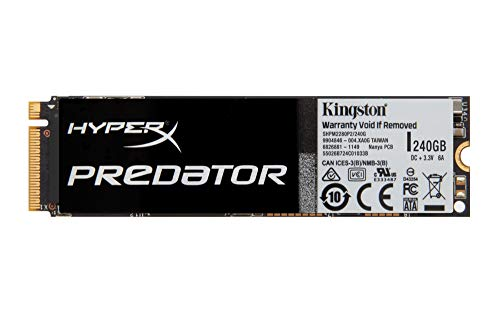 Kingston HyperX Predator 240GB Details