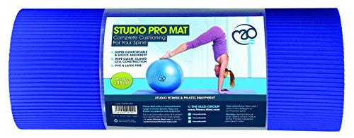 Fitness-Mad Studio Pro - Esterilla para pilates Talla:180 cm