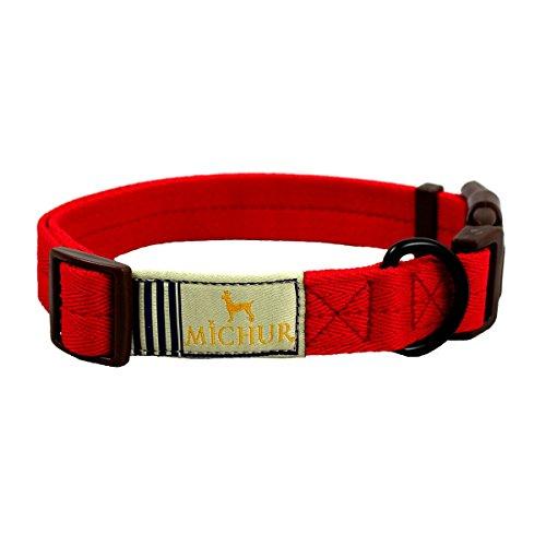 wendy-rouge-collier-collier-pour-chien-fait-de-nylon-rouge