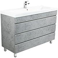 Ensembles De Meubles De Salle De Bain Amazonfr - Meuble salle de bain avec vasque posee