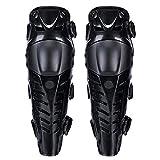 TYXQ Knie Ellbogenschützer, Motorrad Knieschützer Breathable High-Impact Pads - 1 Paar