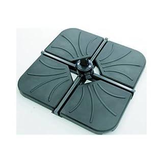 Quality Ironware Plus M126443–Parasol Base Almar 1/425K Anthracite