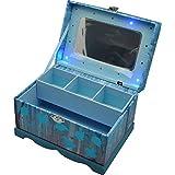 kids logic Joyero con luz led de Frozen 2 Organizadores de Joyas para Armario Almacenaje de Adornos Festivos Artículos para e