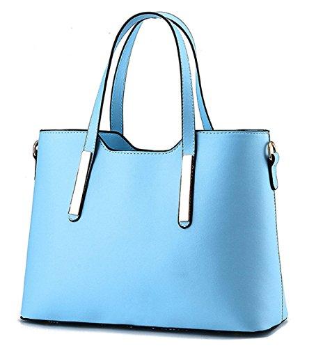 Mme Stéréotypes Mode Sacs à Main Blue1