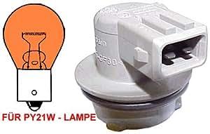 Valeo 085184 Support de lampe, feu clignotant