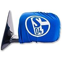 S04 FC Schalke 04 - mflax Spiegelfahnen Gr.M - Spiegelhusse