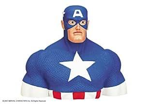 Statuette Buste Captain America - Marvel