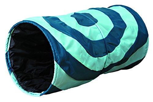 Trixie, Juego Túnel para Gato, Colores Surtidos, 50x 25cm de diámetro