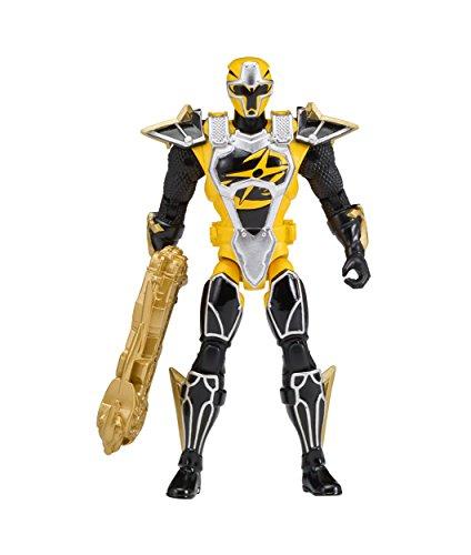 Power Rangers 43943Cockpit Gelb Ranger Super Ninja Stahl 12,5cm Figur Preisvergleich