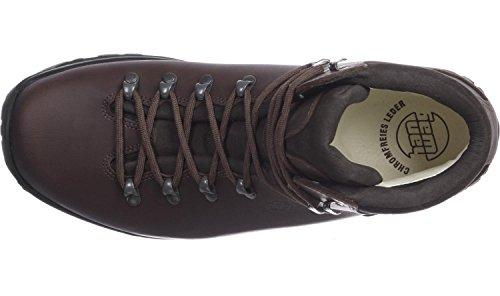 Hanwag Waxenstein Bio Scarpa d'alpinismo 7,5 mocca Marrone