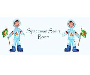 Panneau de porte, nom de signer, une salle de garçons, garçons Cadeau, cadeaux de garçons, personnalisé, l'espace