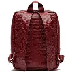 Lacoste - Sac à dos ref_46718 C52 Rouge 29 * 21 * 11