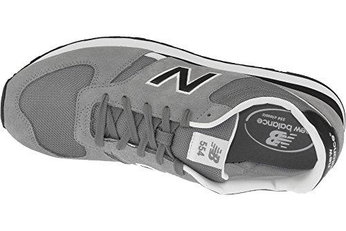 New Balance M554SGK Grau