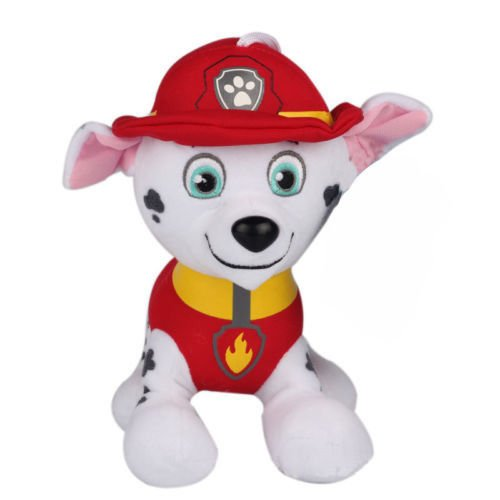 Marshall The Firefighter Dalmatian - 8""