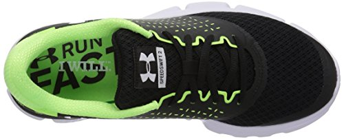 Under Armour UA Micro G Speed Swift 2, Scarpe Running Uomo Nero (Black)