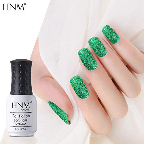 HNM Briller Gel Vernis À Ongles 8ML Soak Off Nail Laque UV LED Gel Polonais Manucure - GC021