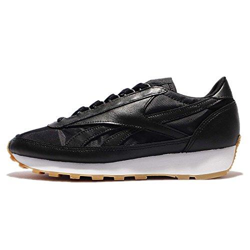 Reebok , Herren Basketballschuhe schwarz Black/White Gum, Mehrfarbig - Black/White/Gum - Größe: 36