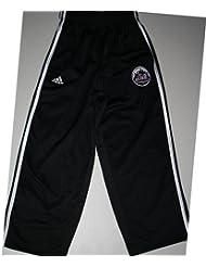 New York Mets Adidas Youth Jeunes 3 Stripe Track Pants