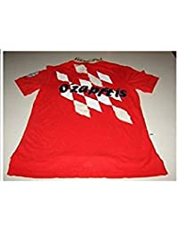 Polo oktoberfest t-shirt pour homme polo shirt-rouge wiesn o'zapft is le coton taille l