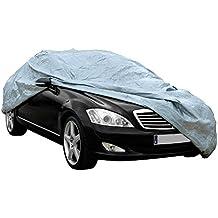 Funda exterior premium para Nissan QASHQAI DE 2014, impermeable, doble capa sintética y de finas trazas de algodón por el interior, transpirable para evitar la condensación en el parabrisas.