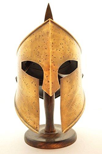 ANTIQUENAUTICAS New X Mann spartanische Römische Mittelalterliche Centurion Rüstung Helm Viking 300 Kostüm ()