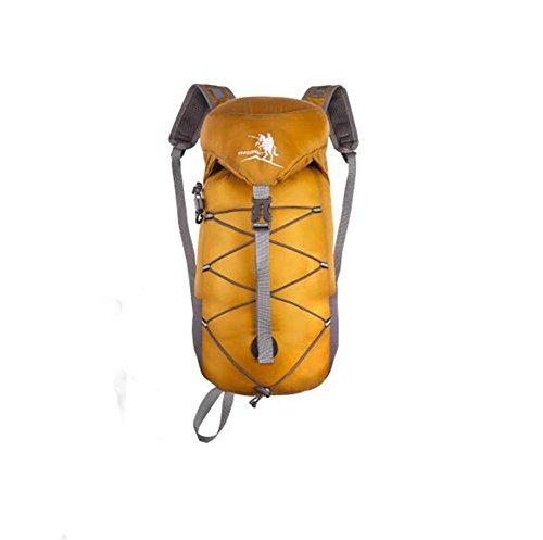 Wmshpeds La piegatura bag anti-strappo alpinismo piegatura busta multi-colore outdoor zaino borsa sportiva E