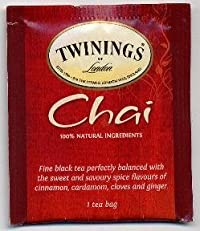 Twinings® of London Chai Tea (Box of 20)