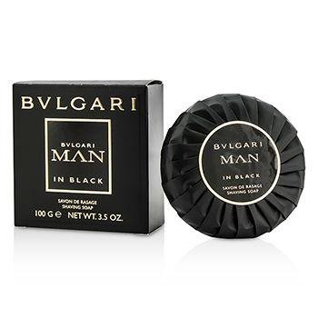 Bvlgari Man in Black Shaving Soap 100 g