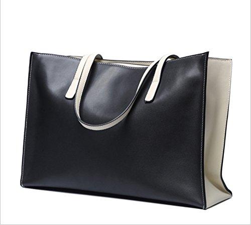 Doti Style - Borse a Tracolla Donna Black and White