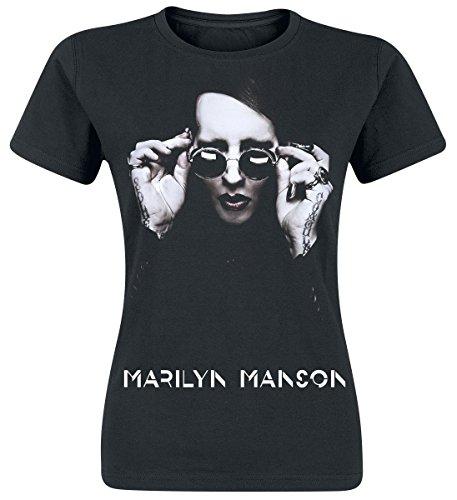 Marilyn Manson Specks Maglia donna nero M