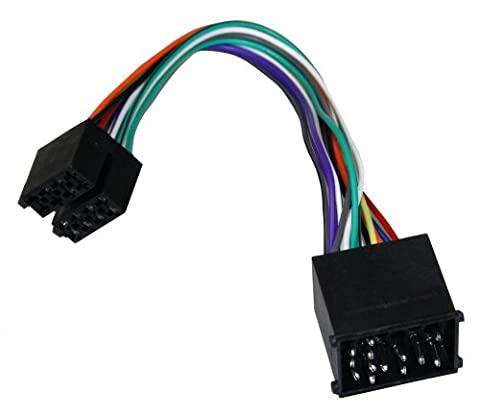 Adaptateur pour autoradio ISO compatible BMW