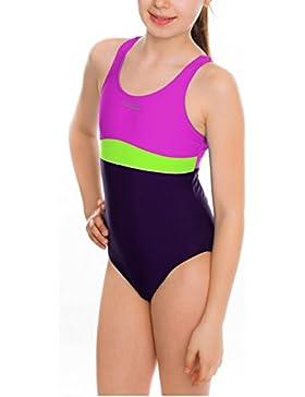 AQUA-SPEED Mädchen Badeanzug - V