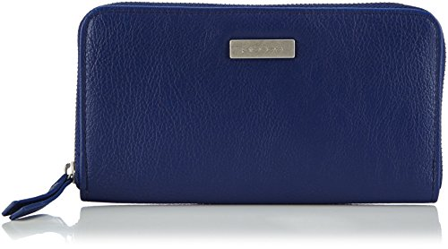 pieces-pcniina-purse-17067023-damen-geldbrsen-19x10x2-cm-b-x-h-x-t-blau-blue-depths-blue-depths