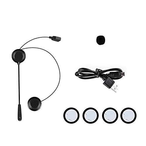 C-FUNN BT Bluetooth Intercom E1 Csr Casco Auricolare Microfono USB Dc 5V per Moto