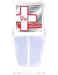 Wibo 9in1with Argan Power Nail Conditioner with Tea Tree Oil, Vitamins, Argan Oil, Keratin, Beautiful, Healthy Nails