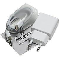 Chargeur Flash Rapide pour Huawei d'origine HW-059200EHQ 2A QC + câble de charge type C USB Huawei P20/P20 Lite/P20 Pro/P10/P10Plus/P9/Mate 20/Mate20 Lite/Mate 20 Pro avec chiffon de nettoyage mungoo