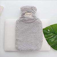 LNYF-OV Wärmflasche heiße Kaltwasserbeutel Handwärmer auslaufsicheres Verdickungs Plüsch Stoff Abdeckungs entfernbarer... preisvergleich bei billige-tabletten.eu