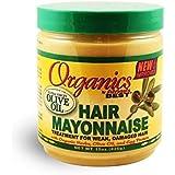 Organics mayonnaise with olive oil damaged hair 521 ml US