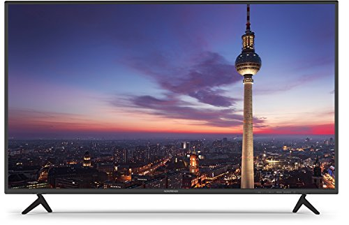 Nordmende Wegavision FHD43A 43 Zoll (109 cm) LED Flachbild-Fernseher (Full HD TV mit HDMI Anschluss, Triple Tuner Receiver integriert)
