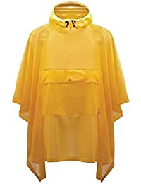 Unisex Original Poncho - Yellow