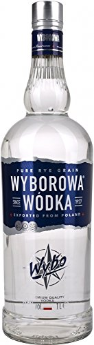 Wyborowa Wodka  Wyborowa Wodka (1 x 1 l) im Test