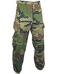 Pantalon Treillis F2 Camouflé