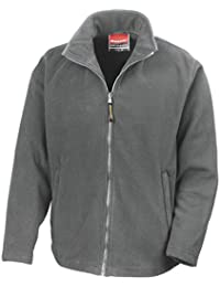 Result veste pour homme en micropolaire veste en polaire taille xS s m l xL xXL