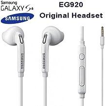Samsung EO-EG920BW - Auriculares in-ear, 3,5mm, jack, estéreo, con mando y micrófono, color blanco
