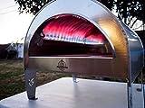 forno per pizza per giardino terrazza e balcone: Pizza Party Ardore GPL Ideale per chi ha poco spazio e vuole fare grandi pizze