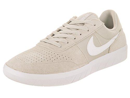 NIKE pour Homme SB Équipe Classique Skate Chaussures, Beige (Light Bone/White Ridgerock), 44.5 EU