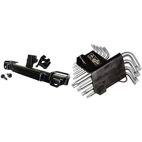 Ford 1357238 Fix Mounting Kit & Am-Tech L-Key Satin Cv