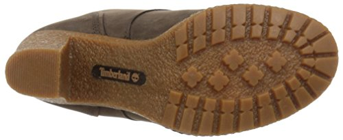 Timberland  Glancy FTW_Glancy 6in, Bottes Classics courtes, doublure froide femmes Marron