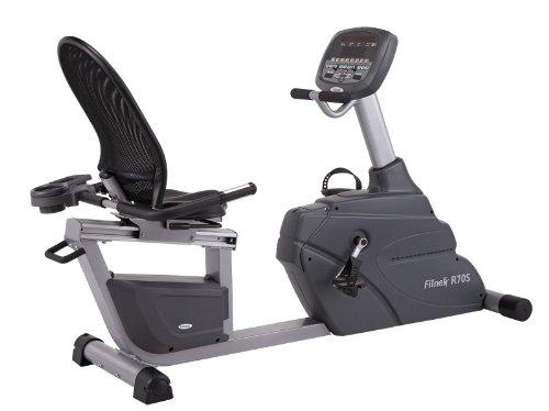 Champion 1205909 Fitnex R70 Recumbent Exercise Bike