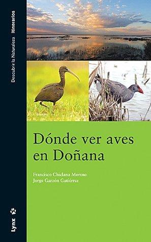 Dónde ver aves en Doñana